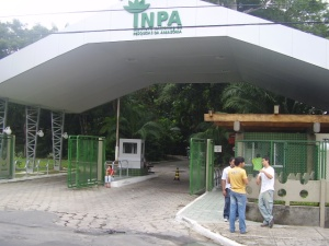 Ó o INPA aí.