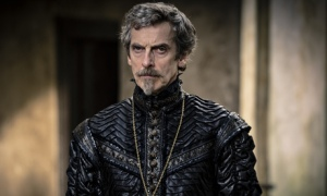 The Musketeers: Peter Capaldi as Cardinal Richelieu
