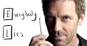 Dr.House adverte.