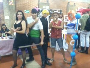 Apenas #xatiada pela foto da turma do One Piece ter ficado tosca =(