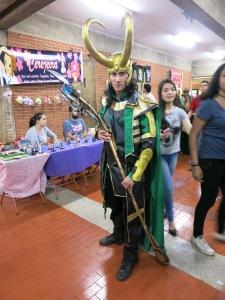 Loki (melhor cosplay da leva desse Anime Fest, na minha opinião).