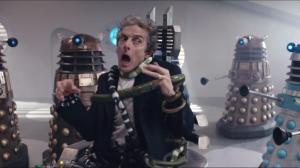 Doctor rolou um D20 e tirou 1.