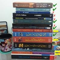 Os livros de 2016 e a Meta de Leitura de 2017